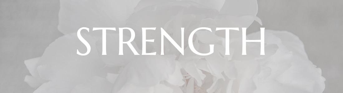 Strength Portrait Page Header