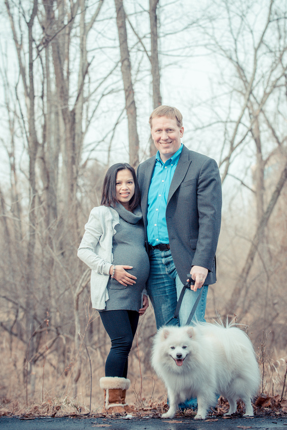 Jarrett - Owings Mills - Maternity Portrait